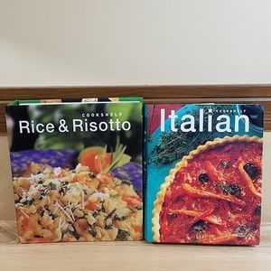 Cookshelf Cookbooks: Italian & Rice/Risotto